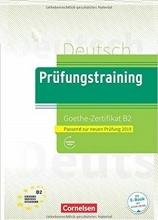 کتاب آزمون گوته (Prufungstraining Daf: Goethe-Zertifikat B2 (2019
