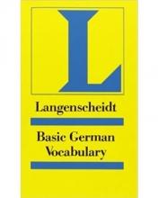 کتاب Basic German Vocabulary