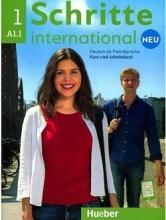 کتاب آلمانی شریته اینترنشنال جدید Schritte International Neu A1.1
