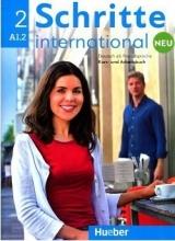 کتاب آلمانی شریته اینترنشنال جدید Schritte International Neu A1.2