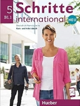 کتاب آلمانی شریته اینترنشنال جدید Schritte International Neu B1.1
