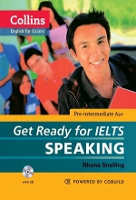 کتاب Collins Get Ready for IELTS Speaking Pre-Intermediate+CD