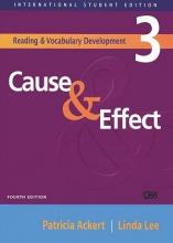 کتاب کوز اند افکت Cause & Effect 3 with CD