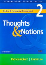 کتاب تاتز اند نوشنز Thoughts & Notions 2 with CD