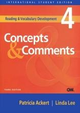 کتاب Concepts and Comments 4 3rd