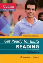 کتاب کالینز گت ردی فور آیلتس ریدینگ پری اینترمدیت Collins Get Ready for IELTS Reading Pre-Intermediate