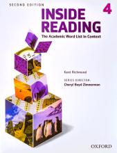 کتاب اینساید ریدینگ 4 ویرایش دوم Inside Reading 4 2nd