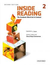 کتاب اینساید ریدینگ 2 ویرایش دوم Inside Reading 2 2nd