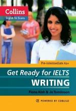 کتاب کالینز گت ردی فور آیلتس رایتینگ پری اینترمدیت  Collins Get Ready for IELTS Writing Pre-Intermediate