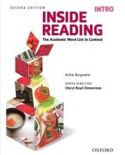 کتاب اینساید ریدینگ اینترو ویرایش دوم Inside Reading Intro 2nd