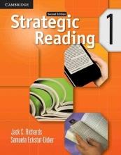 کتاب استراتژیک ریدینگ ویرایش دوم  Strategic Reading 1 2nd Edition