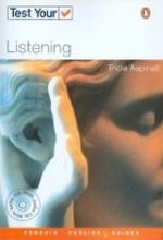 کتاب زبان تست یور لسینینگ Test Your Listening With CD
