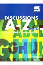 کتاب Discussions A-Z intermediate