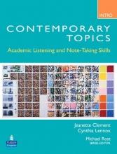 کتاب Contemporary Topics intro