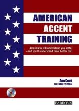 کتاب American Accent Training 4th Edition
