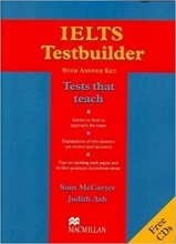 کتاب IELTS Testbuilder 1+CD