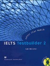 کتاب IELTS Testbuilder 2