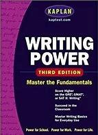 کتاب Kaplan Writing Power 3rd Edition