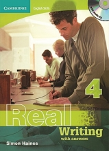كتاب Cambridge English Skills Real Writing 4 + CD