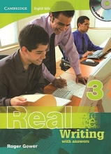 كتاب Cambridge English Skills Real Writing 3 + CD