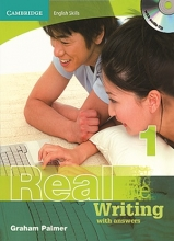 كتاب Cambridge English Skills Real Writing 1 + CD