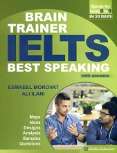 کتاب IELTS Best Speaking Brain Trainer - with answer