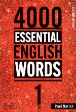 کتاب 4000Essential English Words 1 2nd
