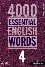 کتاب 4000Essential English Words 4 2nd