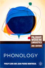 کتاب Phonology 2nd Edition