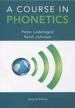 کتاب A Course In Phonetics seventh Edition