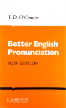 کتاب Better English Pronunciation