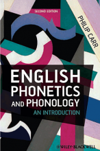 کتاب English Phonetics and Phonology 2nd Edition