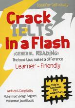 کتاب کرک آیلتس جنرال ریدینگ Crack IELTS in a flash general reading