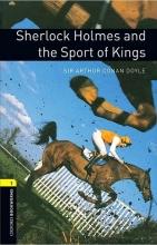 کتاب Oxford Bookworms 1 Sherlock Holmes and the Sport of Kings+CD