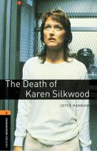 کتاب Oxford Bookworms 2 The Death of Karen Silkwood+CD