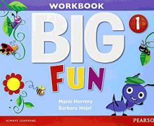 کتاب Big Fun 1 Teachers book+DVD