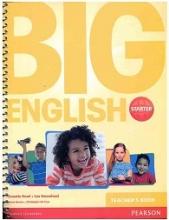 کتاب  Big English Starter Teachers Book