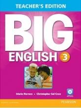 کتاب Big English 3 Teachers Book