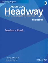کتاب امریکن هدوی 3 تیچر بوک ویرایش سوم American Headway 3rd 3 Teachers book