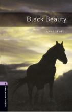کتاب Oxford Bookworms 4 Black Beauty+CD
