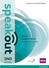 کتاب معلم اسپیک اوت استارتر ویرایش دوم Speakout 2nd Starter Teachers Book +CD
