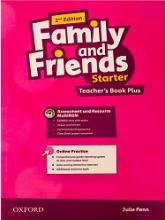 کتاب معلم فمیلی اند فرندز استارتر ویرایش دوم Family and Friends 2nd Starter Teachers Book+CD