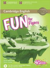 کتاب Fun for Flyers Teachers Book 4th