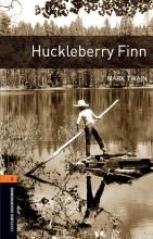کتاب Oxford Bookworms 2 Huckleberry Finn