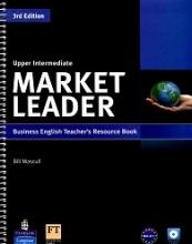 کتاب معلم آپر اینترمدیت ویرایش سوم Market Leader Upper-Intermediate 3rd edition Teachers Book