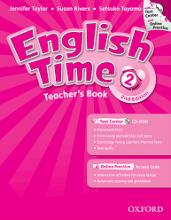 کتاب English Time 2 Teachers Book