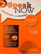 کتاب معلم اسپیک نو 2  Speak Now 2 Teachers book