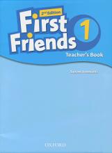 کتاب First Friends 2nd 1 Teachers Book
