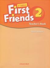 کتاب First Friends 2nd 2 Teachers Book