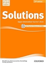 کتاب معلم سولوشنز آپر اینترمدیت ویرایش دوم  Solutions Upper-Intermediate Teachers Book 2nd